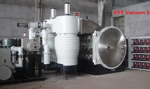 Вакуумная система для PVD напыления