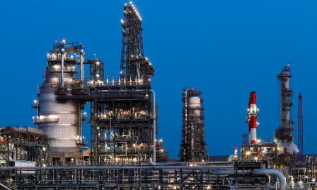 Вакуумный насос для обработки сырой нефти