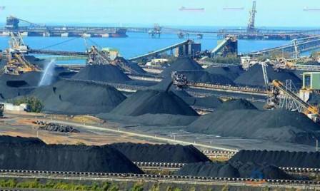 Жидкостно-кольцевой вакуумный насос в угольной промышленности