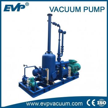 Вакуумная система (Водокольцевой насос + Воздушно-струйный насос)