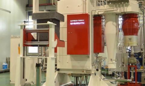 Вакуумная система с паромасляным диффузионным вакуумным насосом для установки горячего прессования в Корее