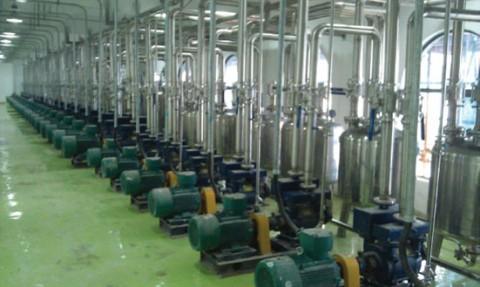 Применение моноблочных водокольцевых вакуумных насосов серии 2BV для фармацевтической отрасли в Китае