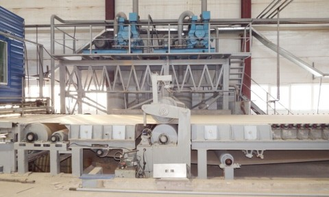 Применение водокольцевого вакуумного насоса 2BE1-353 для вакуумного фильтра в России