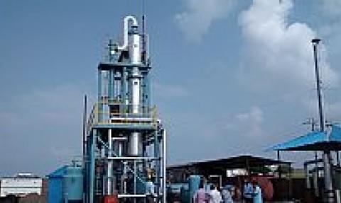 Вакуумная система для нефтеперерабатывающего завода в Индии