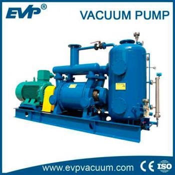 Водокольцевая вакуумная система закрытого цикла