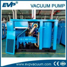 Винтовые вакуумные насосы EVP с переменной скоростью