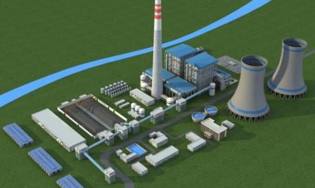 Водокольцевой вакуумный насос на электростанциях