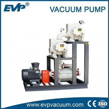 Вакуумная система  JZPS (насос Рутса + водокольцевой вакуумный насос)