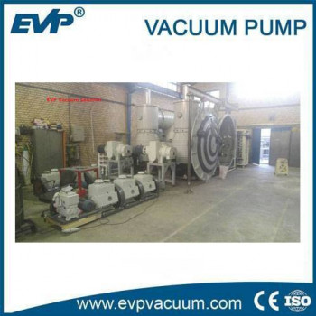Система вакуумного нанесения покрытия PVD серии CJHL