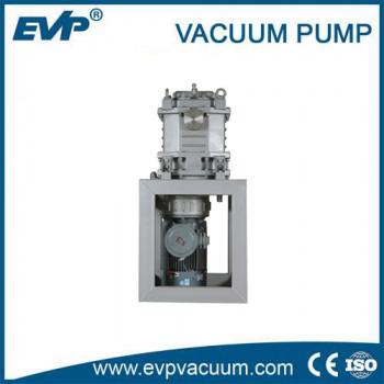 Вертикальный винтовой вакуумный насос